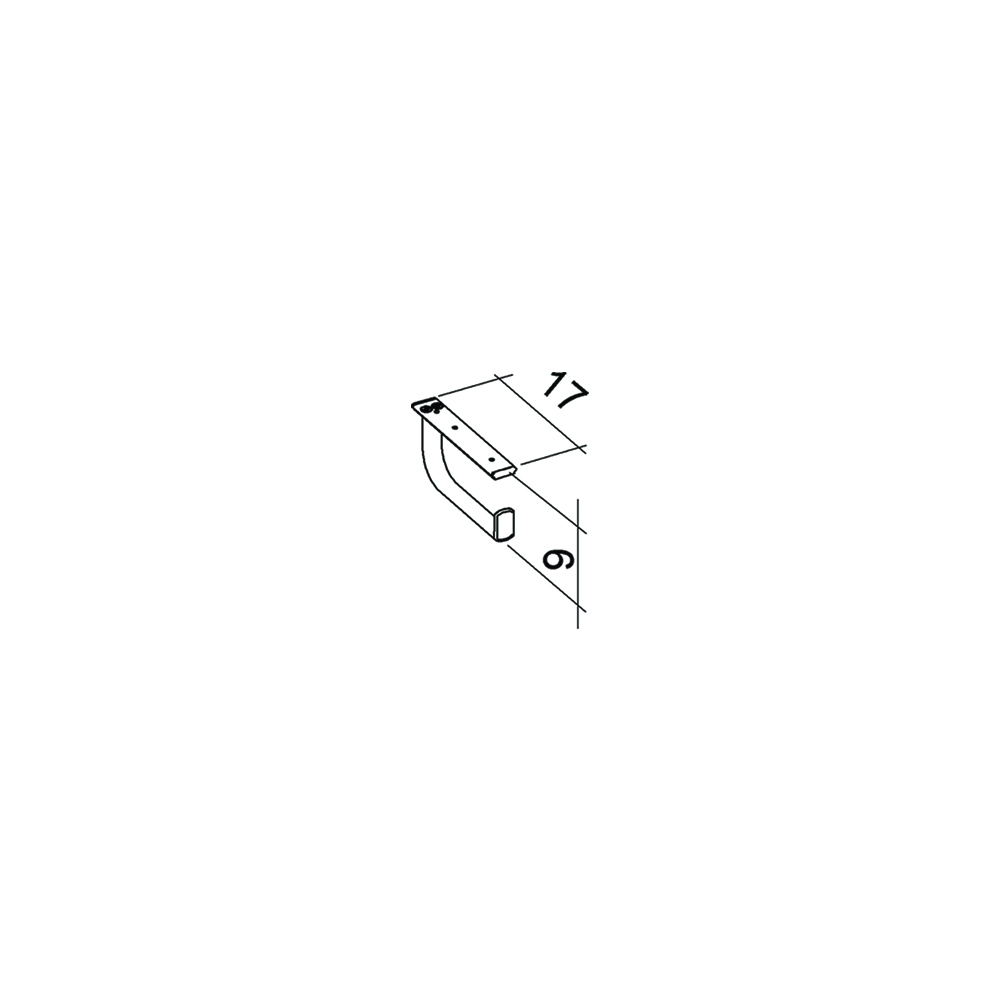 25-101-xx-toilet-paper-holder-for-arm-support-diagram