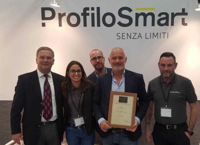 Architects Choice Awards, Interior Design Product Award, Flexibility, Architecture amd Building Expo, Profilo Smart