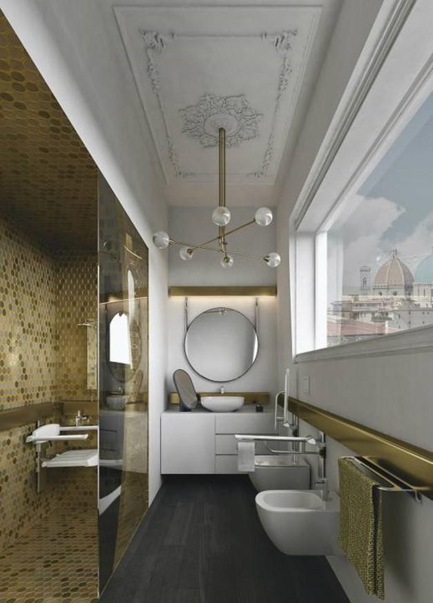 Bathroom + Kitchen Today